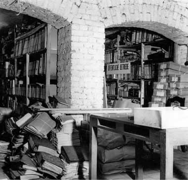 Breslau - Haus der Arbeit der Deutschen Arbeitsfront DAF Gau Schlesien  Veröffentlicht unter CC by-sa, erstellt von Lainskauf. Quelle: Wikicommons
